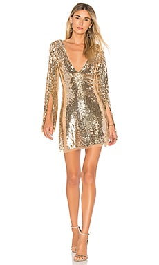 ROBE COURTE LUX Lovers + Friends $268