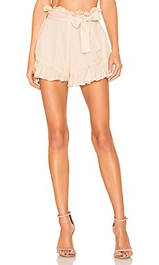 SHORT TAILLE HAUTE IAN Lovers + Friends $67