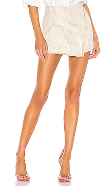 Audrey Skort Lovers + Friends $145 BEST SELLER