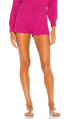 Kait Knit Shorts Lovers + Friends $50