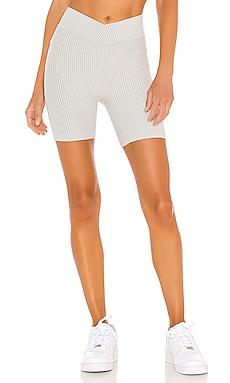 V Waist Biker Shorts Lovers + Friends $108