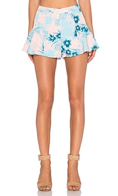 Lovers + Friends Oasis Skort in Jungle Floral