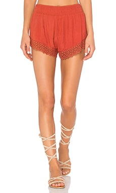 Beach Day Short en Rust