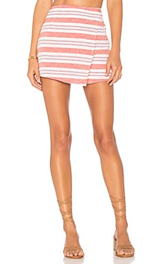 Stargazer Skort Lovers + Friends $34 (FINAL SALE)