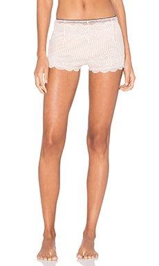 Lovers + Friends Paige Boyshort in Blush