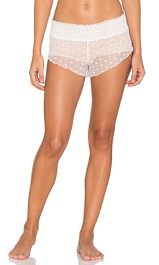 Lovers + Friends In A Daze Shortie in Ivory