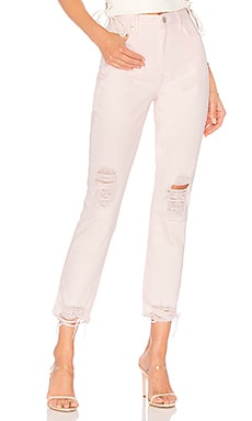 Logan High-Rise Tapered Jean Lovers + Friends $74