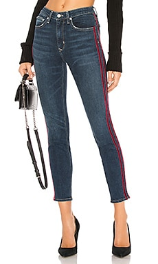 Mason high-rise skinny jean - Lovers + Friends