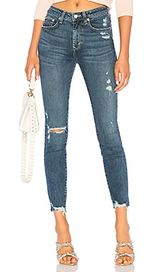Mason High-Rise Skinny Jean Lovers + Friends $168 BEST SELLER