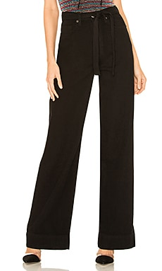 Cameron High-Rise Wide Leg Lovers + Friends $34