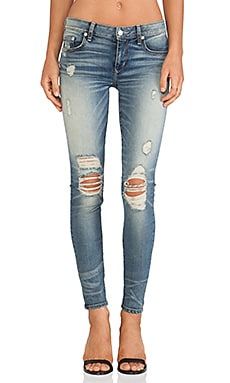 Lovers + Friends Ricky Skinny Jean in Broadway