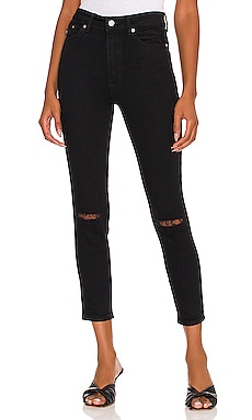 SKINNY TAILLE HAUTE MASON Lovers and Friends $158 Durable