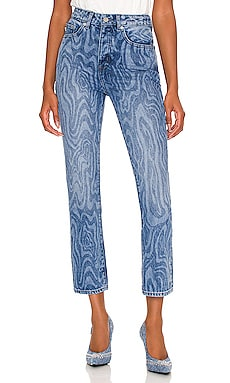 Reece High Rise Slim Straight Lovers and Friends $158 NEW