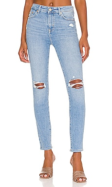 Ricky Low Rise Skinny Lovers and Friends $158 Sustainable