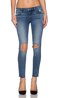 Lovers + Friends Ricky Skinny Jean in Franklin