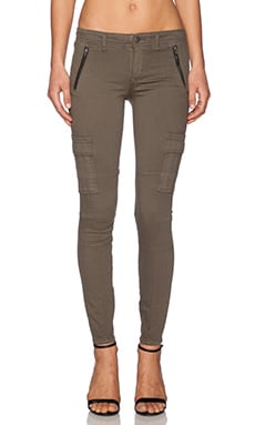 Lovers + Friends Liam Skinny Cargo Jean in Sepulveda