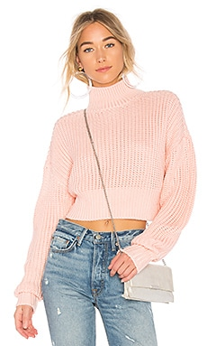 PULL CROPPED UNION Lovers + Friends $49 (SOLDES ULTIMES)