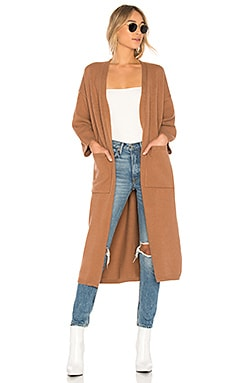 Relaxin Sweater Cardigan Lovers + Friends $119