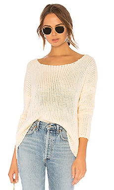 Sheer Sweater Lovers + Friends $88