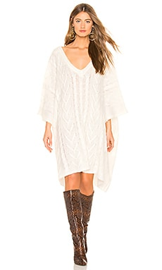 Monette Poncho Lovers + Friends $40 (FINAL SALE)