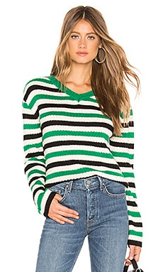 Rock N Roll Sweater Lovers + Friends $188 BEST SELLER