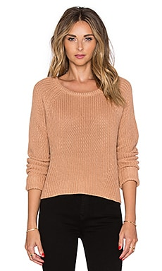 Lovers + Friends x REVOLVE Ashby Sweater in Honey