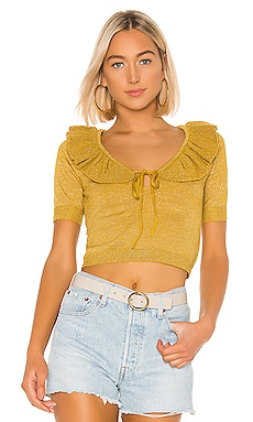 Ivy Top Lovers + Friends $32 (FINAL SALE)