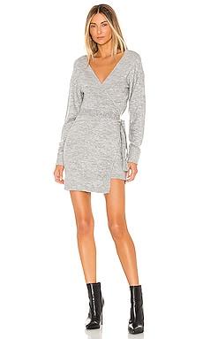 Aimilita Wrap Sweater Lovers + Friends $80