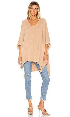 Weekend Breeze Poncho Lovers + Friends $155