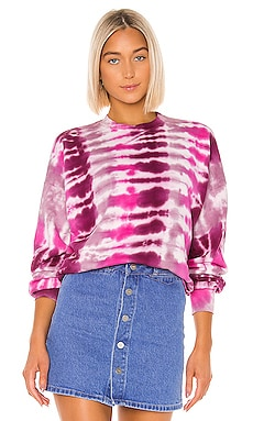 Tie Dye Pullover Lovers + Friends $145 BEST SELLER