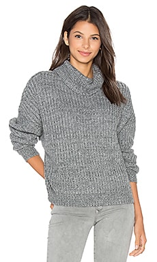 On The Road Sweater in Charcoal