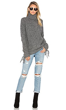 Lovers + Friends x REVOLVE Kate Sweater in Stone