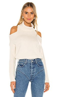 Anisa Turtleneck Sweater Lovers + Friends $98