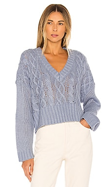Topher Sweater Lovers + Friends $168 NEW ARRIVAL