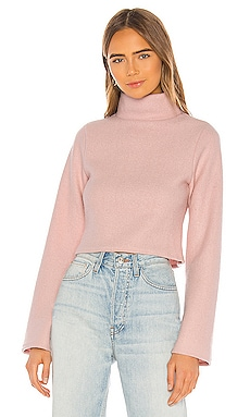 Sevilla Turtleneck Sweater Lovers + Friends $95