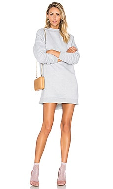 x REVOLVE Jenn Sweatshirt in Medium Grey