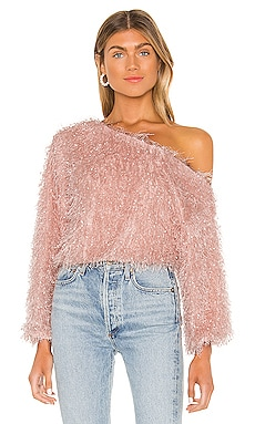 Rodeo Drive Sweater Lovers + Friends $150 NEW ARRIVAL
