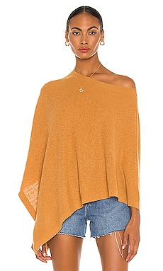 Granger Poncho Lovers + Friends $170