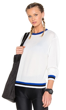Lovers + Friends WORK by Lovers + Friends Luxe Pullover in White