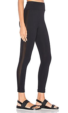 WORK by Lovers + Friends Marathon Legging in Black