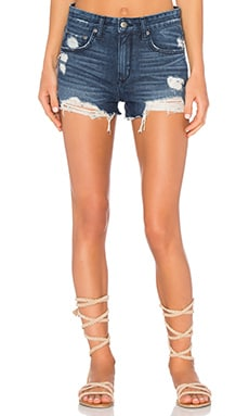 Lovers + Friends Jack High-Rise Short in Ravenna