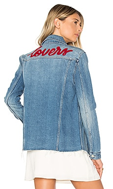 James Denim Jacket in Sarratoga