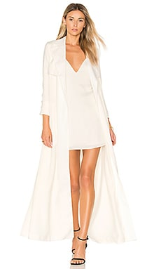 x REVOLVE Late Evening Trench in Bone