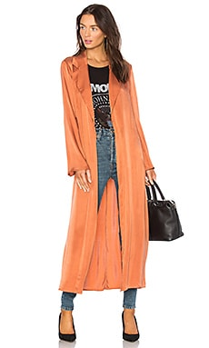 x REVOLVE Nina Trench Lovers + Friends $86