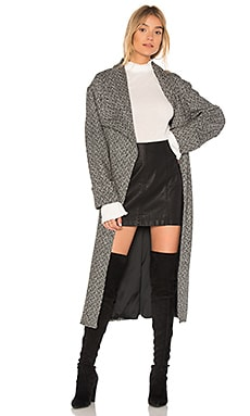 x REVOLVE Maddie Coat Lovers + Friends $65