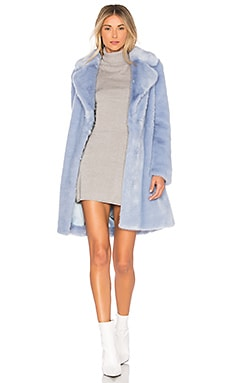 Romy Faux Fur Coat
