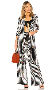 Spring Midi Robe Lovers + Friends $178