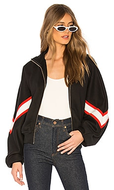 Willow Zip Up Jacket Lovers + Friends $97