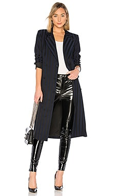 Tove Wrap Coat Lovers + Friends $268