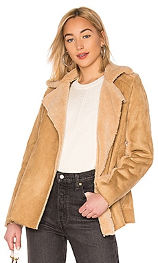 Brantley Wrap Coat Lovers + Friends $53